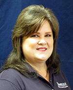 Donna Hollis, Member Services Rep