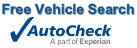 Free Vehicle Search - AutoCheck